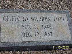 Clifford Warren Lott