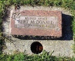 Bert McDonald