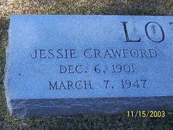 Jessie Crawford Lott