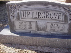 Clyde Hershelle Uptergrove