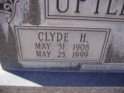 Clyde Hershelle Uptergrove