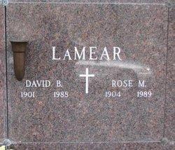 David B LaMear