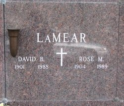 Rose M LaMear