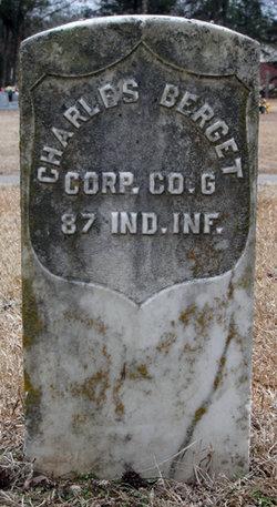 Corp Charles Berget