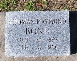 Thomas Raymond Bond