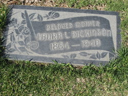 Laura L <i>Stone</i> Dickinson