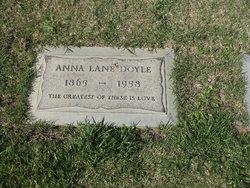 Anna Lane Doyle