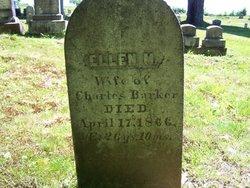 Ellen M. <i>Osgood</i> Barker