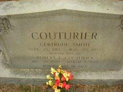 Gertrude <i>Smith</i> Couturier