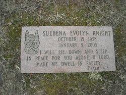 Suebena Evolyn Knight