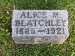 Alice M Blatchley