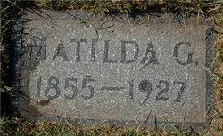 Matilda G <i>Pepin</i> Baillif