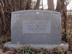 Aldine Adams