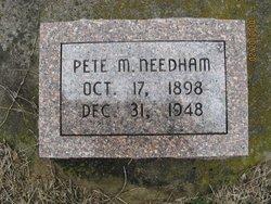 Pete M Needham