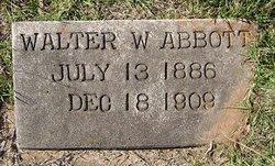 Walter W Abbott