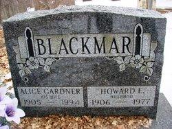 Alice <i>Gardner</i> Blackmar