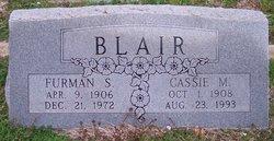 Furman S Blair