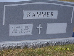 Claude Lott Kammer