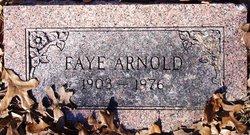 Delia Faye Arnold