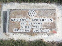 Barton L Anderson