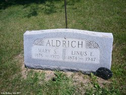 Mary Cynthia <i>Short</i> Aldrich