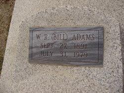 William Roland Bill Adams
