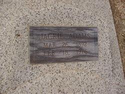 Mary Jackson Jackie <i>Dickey</i> Adams