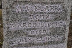Capt Archilles Venable Clark