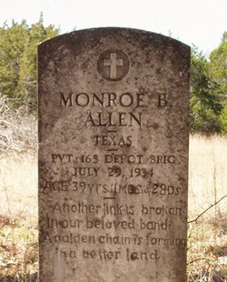 Monroe B. Allen