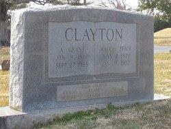 Margaret May Maggie <i>Pfaff</i> Clayton