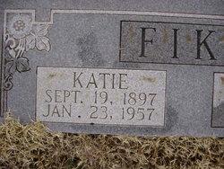 Katie Allie <i>Dabbs</i> Fike