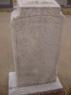 Mona Gabriella <i>Dillard</i> Johnson