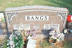 Carrol Leroy Bangs