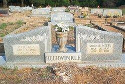 Minnie <i>Wiese</i> Beerwinkle