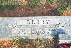 Printes Alton Berry