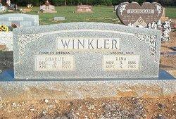 Adeline Lina <i>Wild</i> Winkler