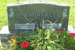 Hildegarde Ella Estelle <i>Grabow</i> Hershberger