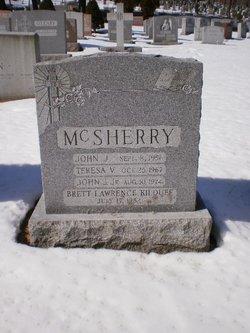 John Joseph Jack McSherry, Sr