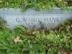 George William Bill Hanks