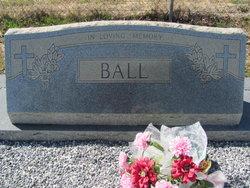 Sarah <i>Birge</i> Ball