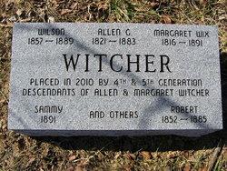 Houston Robert Bobby Witcher