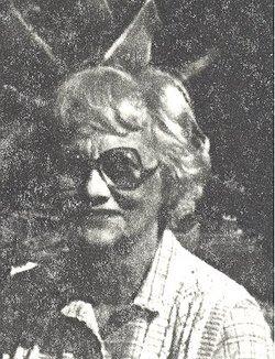 Gertrude Matilda Trudy <i>Schafersman</i> Bentz