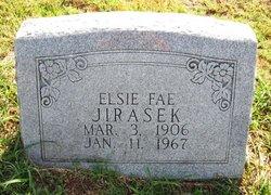 Elsie Fae <i>Gardner</i> Jirasek