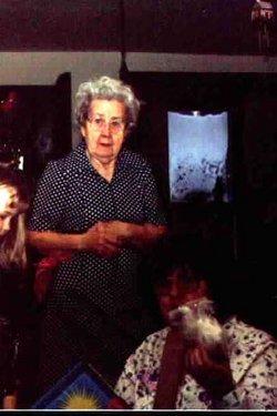 Evelyn Florence <i>Lee</i> Critser