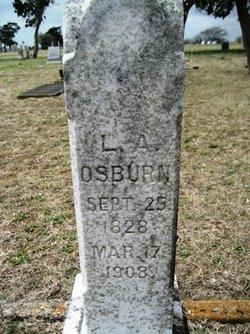 Leander A. Osburn