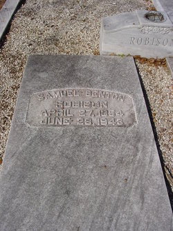 Samuel Benton Robison