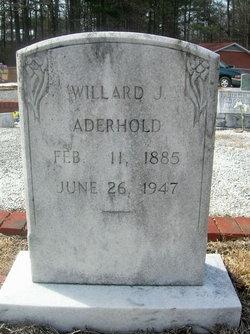 Willard J Aderhold