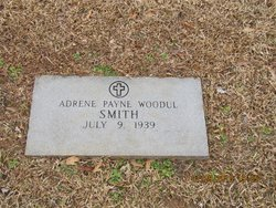 Adrene Payne <i>Woodul</i> Smith