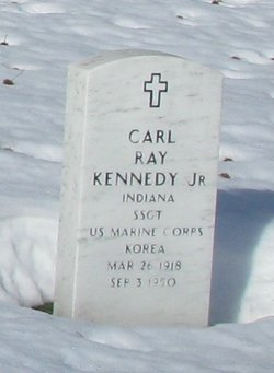 Sgt Carl Ray Kennedy, Jr