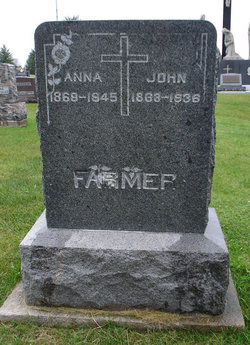 Anna <i>Hennesey</i> Farmer